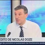 Nicolas Doze: Taxis contre VTC: A un moment, il va bien falloir avancé