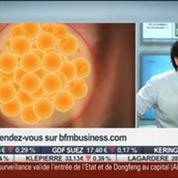 Le conseil santé d'Alice Lhabouz: Cellectis, une société française spécialisée dans l'ingénierie de génomes, dans Intégrale Bourse –