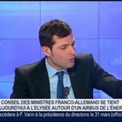 France-Allemagne: Il faut travailler de façon plus étroite, Thierry Repentin, dans GMB