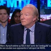 BFM Politique: L'After RMC: Brice Hortefeux répond aux questions d'Annabel Roger 6/6