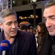 «Jean Dujardin est un beau mec» selon George Clooney