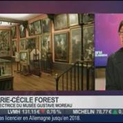La sortie du jour: Marie-Cécile Forest, directrice du musée Gustave Moreau, dans Paris est à vous –