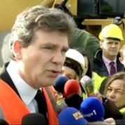 Arnaud Montebourg confirme la renaissance d'une compagnie nationale des mines