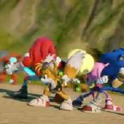 La bande-annonce de Sonic Boom - jeux vidéo WiiU et Nintendo 3DS