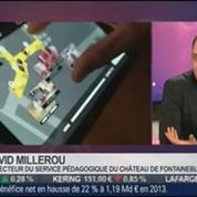 La sortie du jour: David Millerou, directeur du service pédagogique du château de Fontainebleau, dans Paris est à vous –