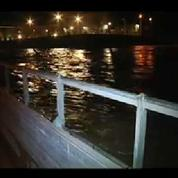 Quimper : 60 cm d'eau dans les rues de la ville