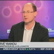 La sortie du jour: Hervé Yannou, administrateur de la villa Savoye, dans Paris est à vous –