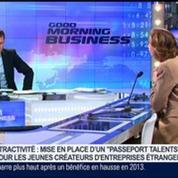 Attractivité: Il faut instaurer une relation de confiance avec les entreprises, Nicole Bricq, dans GMB