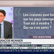 Les réponses de François Monnier aux auditeurs, dans Intégrale Placements – 2/2