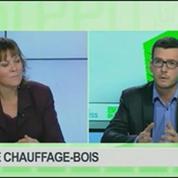 Le chauffage-bois: Baptiste Ploquin et Patricia Laurent, dans Green Business – 4/4