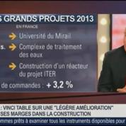 Xavier Huillard, président directeur général de Vinci, dans Le Grand Journal – 3/4