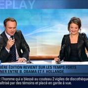 BFMTV Replay : Aurélie Filippetti juge Jean-François Copé ridicule