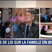 Boutin cite sur BFMTV le site parodique Le Gorafi en pensant rapporter les propos du gouvernement