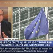 L'Éco du soir: La corruption coûte 120 milliards d'euros par an à l'Europe