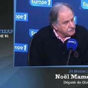 «Hollande est obligé de garder ces écologistes qui l'embêtent»