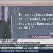 Les réponses d'Olivier Brunet aux auditeurs, dans Intégrale Placements – 2/2
