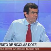 Nicolas Doze: Il est certain qu'il ne faut pas entrer en déflation