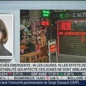 Focus sur la volatilité des marchés émergents: Marie Diron, dans Intégrale Bourse –