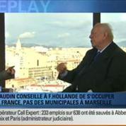 BFMTV Replay: Arnaud Montebourg n'ira pas à l'exposition sur les paparazzi au centre Pompidou de Metz