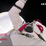 L'incroyable saut de Baumgartner