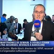 Culture Geek: MWC 2014: Les smartphones de demain