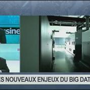 Les nouveaux enjeux du Big Data: Bernard Ourghanlian et Jean-Daniel Fekete, dans 01Business – 3/4