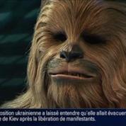 Showbiz : Star Wars Identités: exposition à la cité du cinéma à Saint-Denis de 200 pièces originales de la saga Star Wars