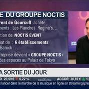 La sortie du jour: Laurent de Gourcuff, dans Paris est à vous –