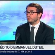 Emmanuel Duteil: Pacte de responsabilité: Maintenant, on connaît la position du Medef