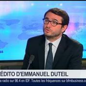 Emmanuel Duteil: Grèce: Objectivement, ça va un petit peu mieux
