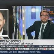 En quoi l'arrivée de l'État français au capital de PSA était-elle indispensable?: Pierre Moscovici, dans Intégrale Placements –