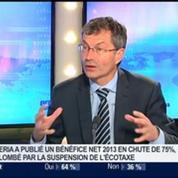 Transformation des services administratifs du gouvernement britannique: Stéria vise 40% d'économies: François Enaud, dans GMB –