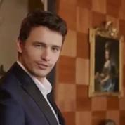 James Franco crâne pour Ford