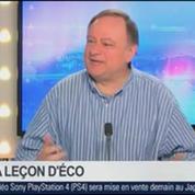 Jean-Marc Daniel: Le rapport entre l'État et le sous-sol français