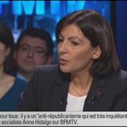 BFM Politique: L'interview BFM Business, Anne Hidalgo répond aux questions d'Emmanuel Lechypre 2/6