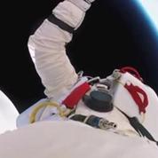 Nouvelle vidéo du saut de Felix Baumgartner depuis l'espace