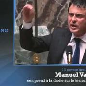 Manuel Valls, habitué des esclandres à l'Assemblée