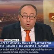 L'Éco du soir: L'attractivité de la France: les investisseurs étrangers s'inquiètent