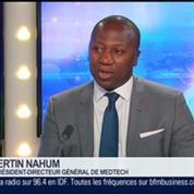 Medtech: On souhaite développer notre croissance par nos propres moyens, Bertin Nahum, dans GMB