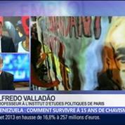 Venezuela: comment survivre à 15 ans de chavisme ?, dans Les Décodeurs de l'éco 1/5