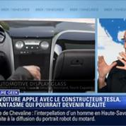 Culture Geek: Et si Apple lançait... une voiture ?