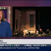 Le Paris de Cali, chanteur et Marie Barraud, comédienne, dans Paris est à vous –