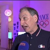 JO Sotchi / Denis Masseglia évoque les athlètes ukrainiens