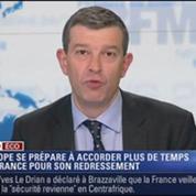 L'Édito éco de Nicolas Doze: La Commission européenne pourrait accorder un nouveau délai à la France pour son redressement