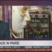 Made in Paris: Charles-Édouard Vincent, Emmaüs Défi, dans Paris est à vous –