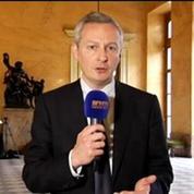 Bruno Le Maire: la Centrafrique doit devenir l'affaire de tous