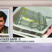 La minute hebdo de Jacques Sapir: Zone euro; pas trop d'inflation ni de croissance, est-ce la clé ?
