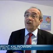 Municipales: Florian Filippot tente d'emporter Forbach