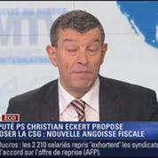 L'Édito éco de Nicolas Doze: Christian Eckert propose d'imposer la CSG