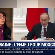 Le Soir BFM: Ukraine: l'enjeu pour la Russie 5/6
